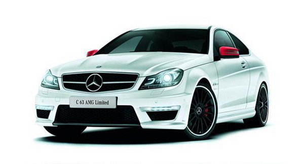 mercedes-benz c63 amg limited edition picture