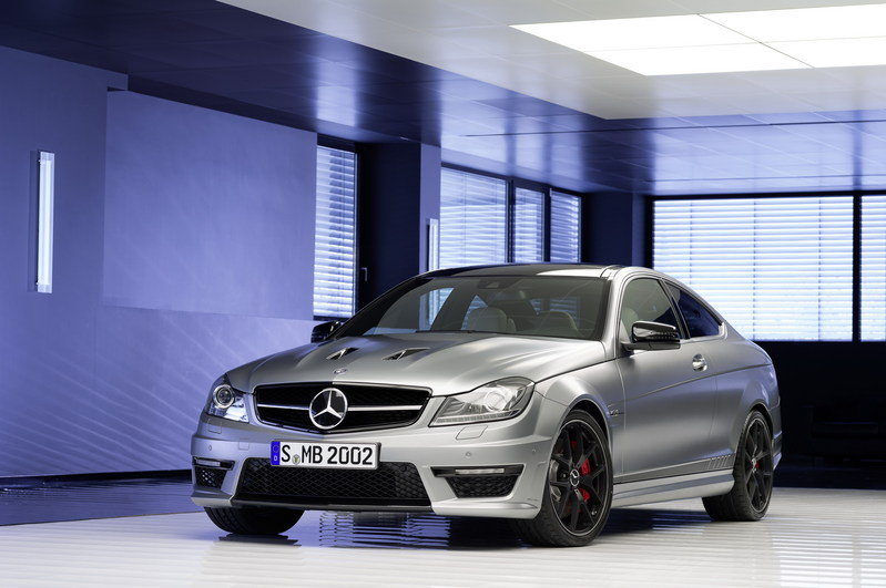"2014 Mercedes C 63 AMG ""Edition 507"" High Resolution Exterior - image 491329"