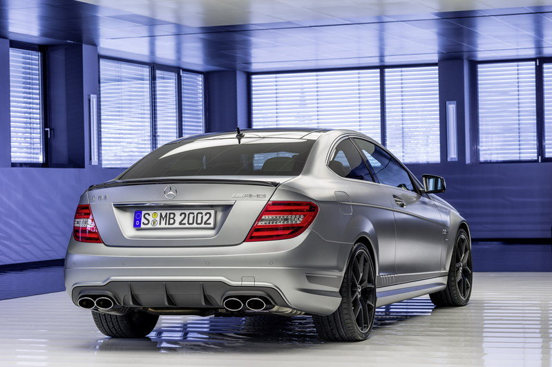 "2014 Mercedes C 63 AMG ""Edition 507"" High Resolution Exterior - image 491330"