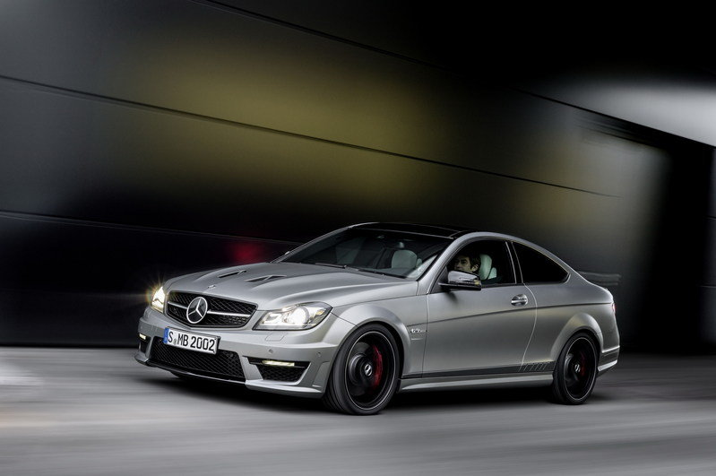 "2014 Mercedes C 63 AMG ""Edition 507"" High Resolution Exterior - image 491334"