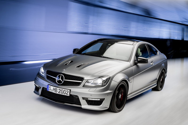 "2014 Mercedes C 63 AMG ""Edition 507"" High Resolution Exterior Wallpaper quality - image 491335"