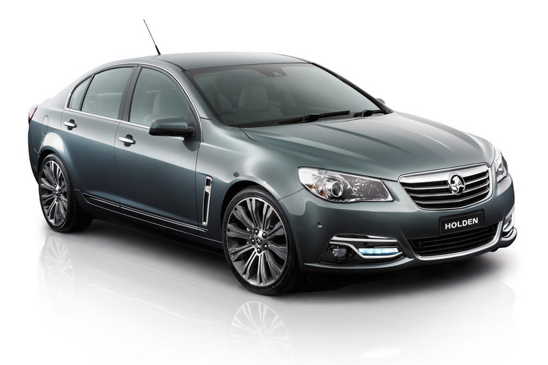 2013 Holden VF Commodore High Resolution Exterior - image 492239