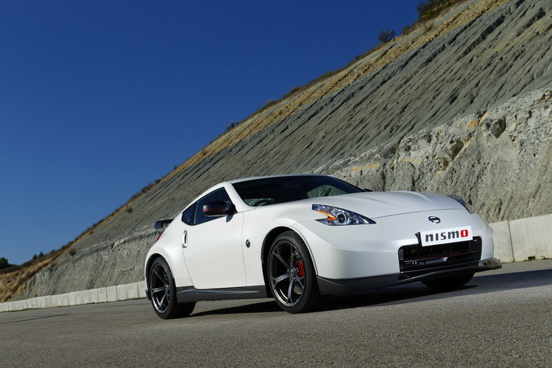 2014 Nissan 370Z Nismo High Resolution Exterior Wallpaper quality - image 491975