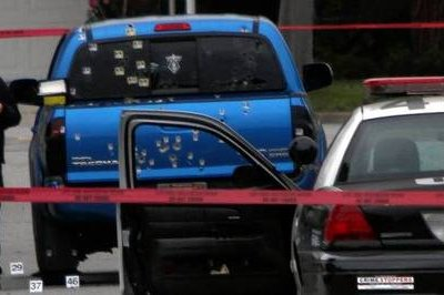 LA Shooting Rampage: Police Mistake Toyota Tacoma for a Nissan Titan Nearly Killing Two Women