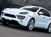 Porsche Cayenne Supersport Wide Track by Kahn Design