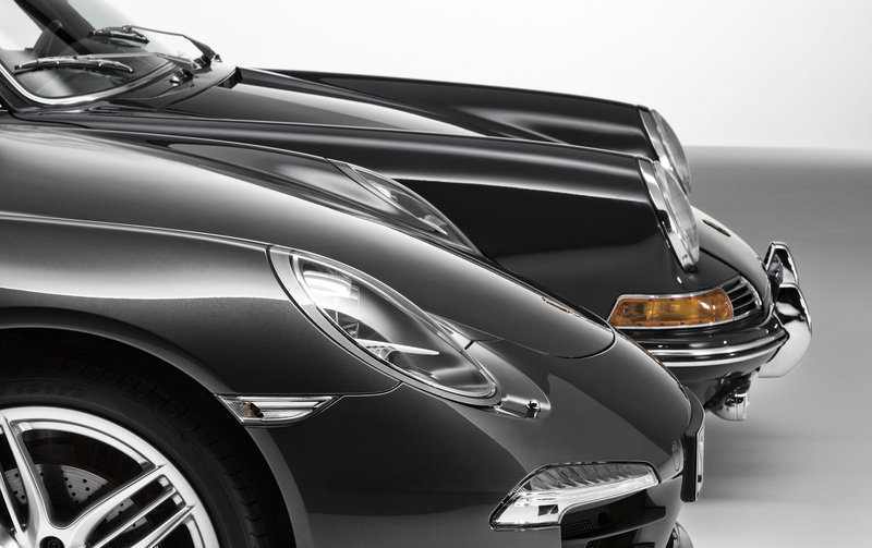 Porsche Details 50th Anniversary Plans for the 911 Exterior - image 492101