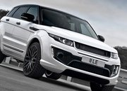 Range Rover Evoque RS250 Fuji White by Kahn Design