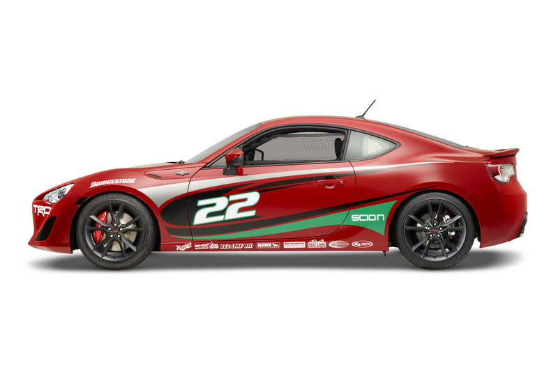 2013 scion fr s toyota pro celebrity racecar review top. Black Bedroom Furniture Sets. Home Design Ideas