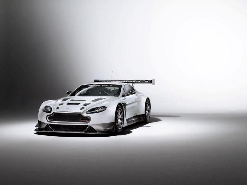 TMG-AMR North America Wants You to Dress Up Their Vantage GT3 Racecar Exterior - image 492516