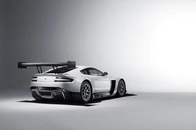 TMG-AMR North America Wants You to Dress Up Their Vantage GT3 Racecar