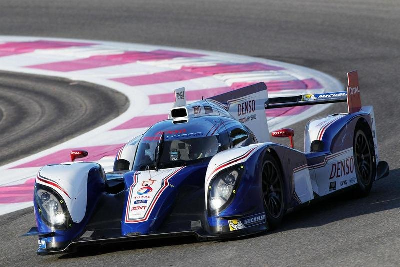 2013 Toyota TS030 Hybrid Race Car High Resolution Exterior - image 493330
