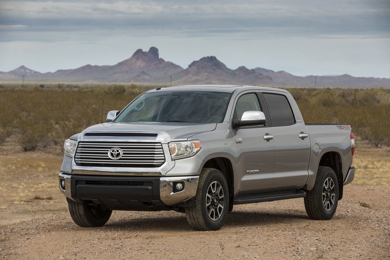 2014 Toyota Tundra High Resolution Exterior - image 492006