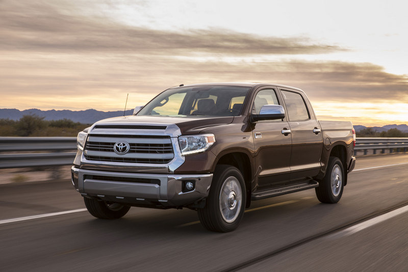 2014 Toyota Tundra High Resolution Exterior Wallpaper quality - image 491985