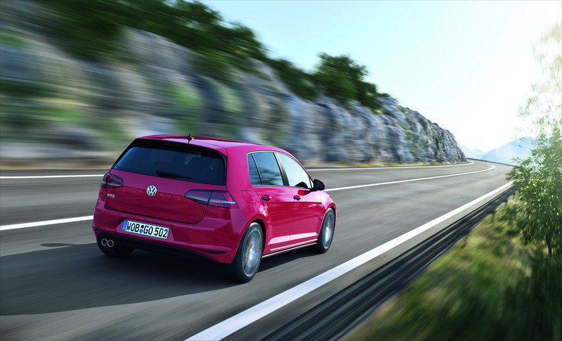 2013 Volkswagen Golf GTD High Resolution Exterior - image 493604