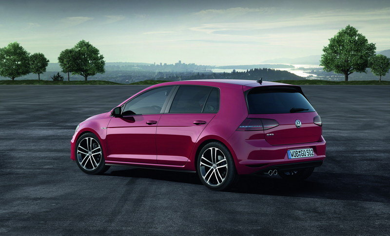 2013 Volkswagen Golf GTD High Resolution Exterior - image 493606