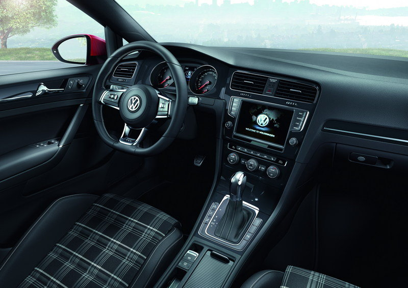 2013 Volkswagen Golf GTD High Resolution Interior - image 493607