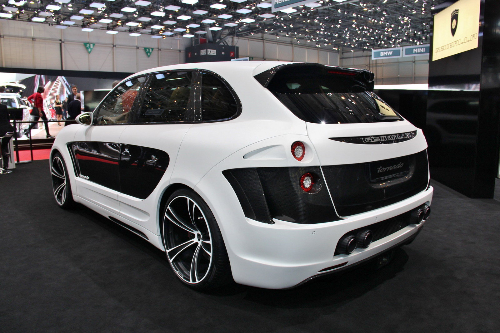 2011 porsche 958 cayenne tornado by gemballa picture 497110 car review top speed. Black Bedroom Furniture Sets. Home Design Ideas