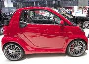 2012 Smart Fortwo Ultimate 120 by Brabus - image 497436