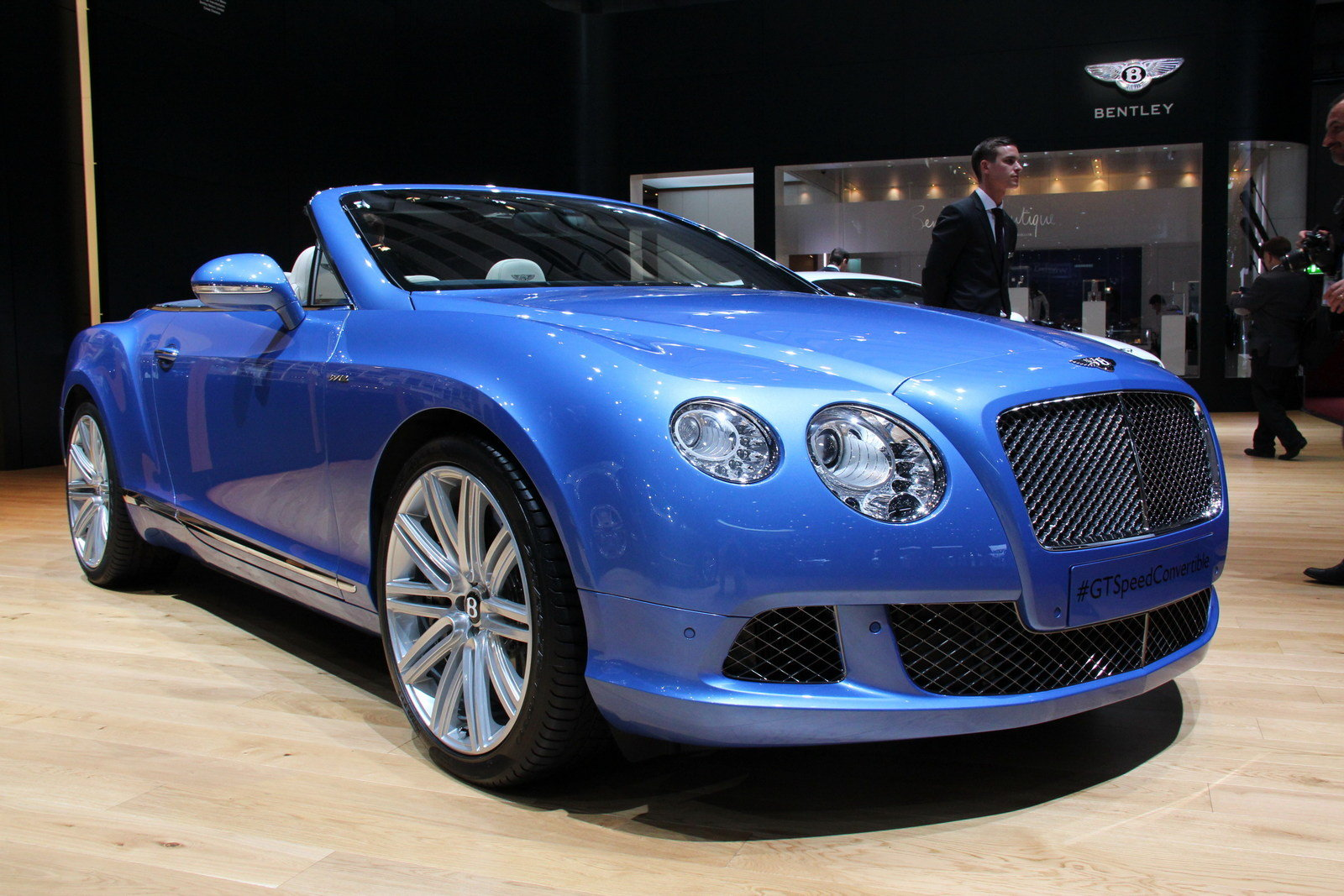 2013 bentley continental gt speed convertible picture. Black Bedroom Furniture Sets. Home Design Ideas