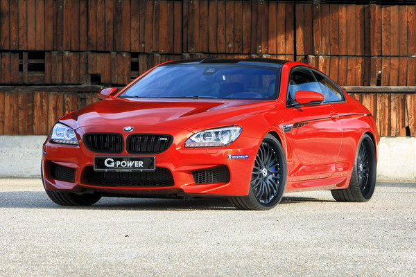 bmw m6 bi-tronik iii by g-power picture