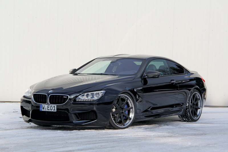 2013 BMW M6 by Manhart Racing