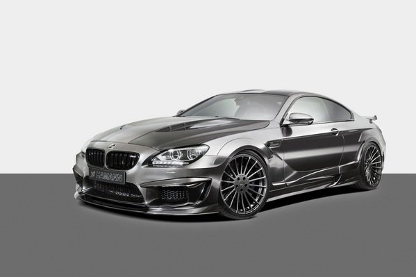 bmw m6 mirr6r by hamann picture