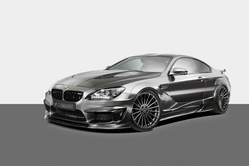 2013 BMW M6 Mirr6r by Hamann