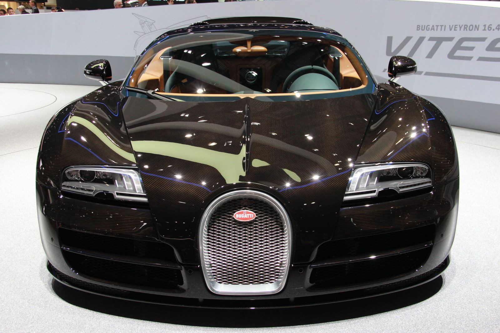 2013 bugatti veyron 16 4 grand sport vitesse black carbon picture 497443 car review top speed. Black Bedroom Furniture Sets. Home Design Ideas