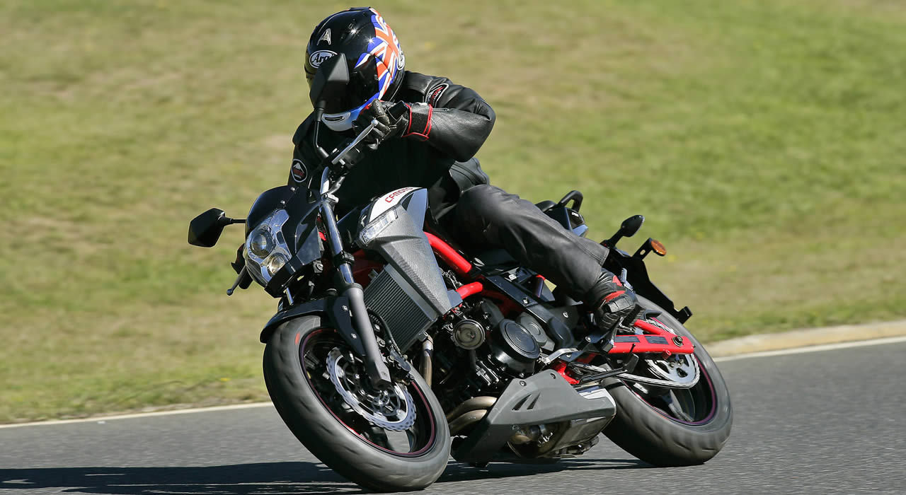 2013 CFMoto 650NK Review - Top Speed