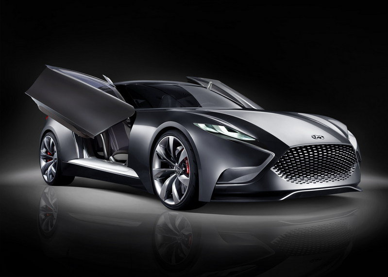 Hyundai N Has a Standalone, Halo Car in the Works - Could it Revive the HND-9 or PassoCorto Concept?
