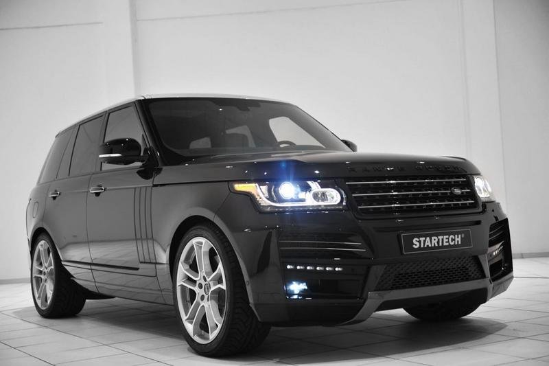 2013 Land Rover Range Rover by Startech