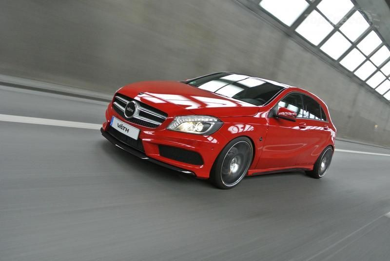 2013 Mercedes A-Class by Vath High Resolution Exterior - image 497722