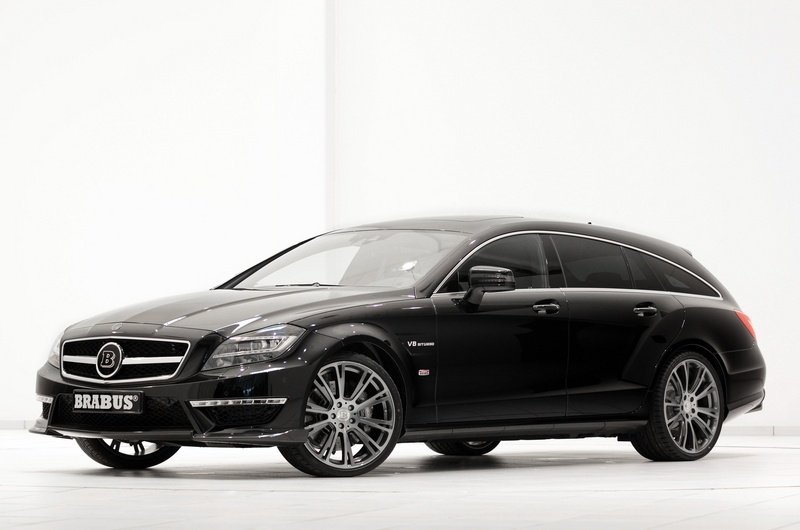 2013 Mercedes CLS63 AMG B63S-730 by Brabus High Resolution Exterior - image 494652