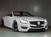 Mercedes SL-Class Bayard by FAB Design