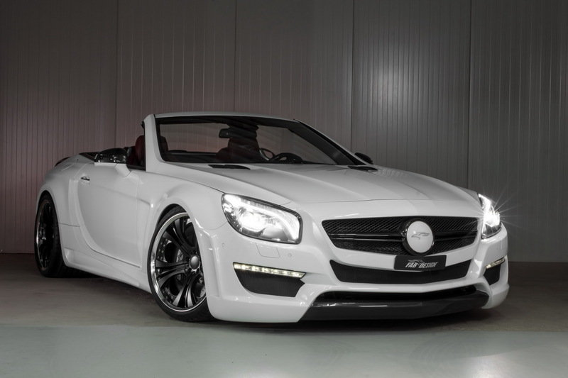 2013 Mercedes SL-Class Bayard by FAB Design