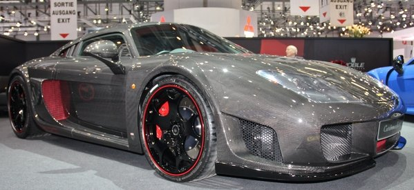 noble m600 carbon sport picture
