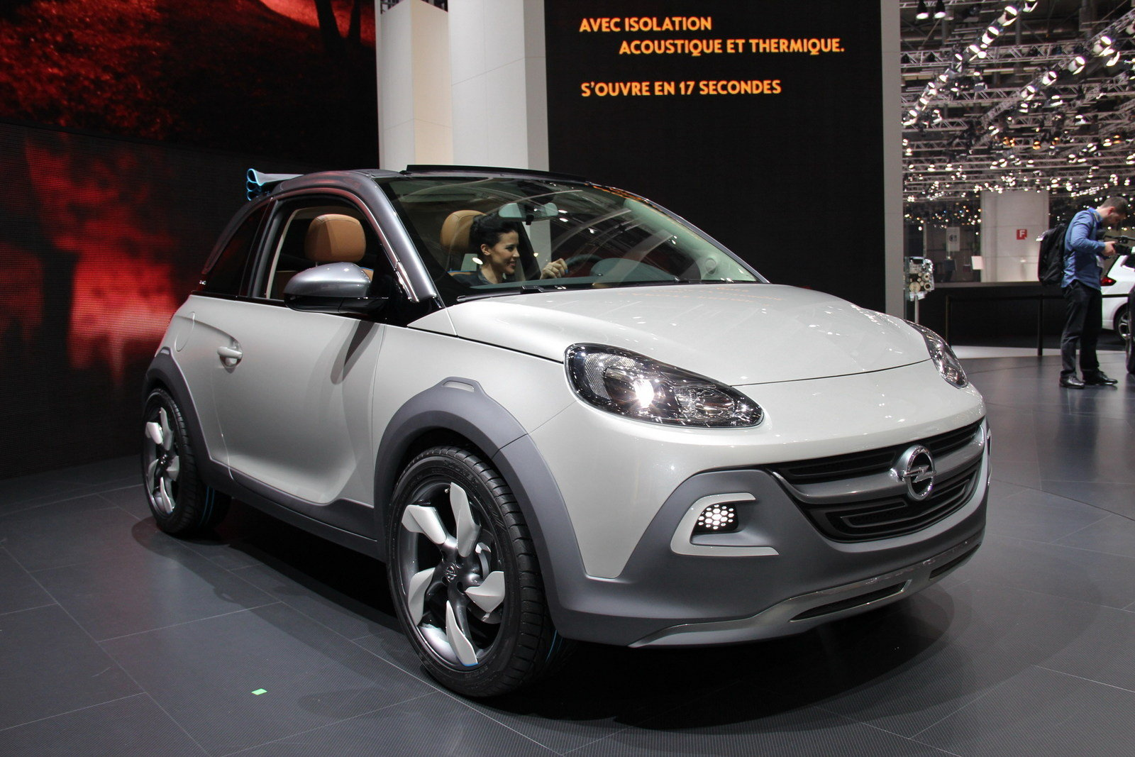 2013 opel adam rocks concept picture 497303 car review top speed. Black Bedroom Furniture Sets. Home Design Ideas