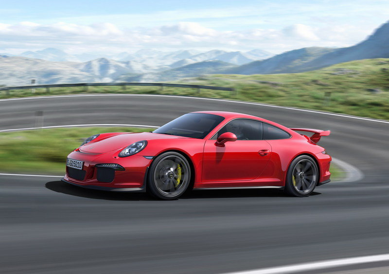 2014 Porsche 911 GT3 High Resolution Exterior - image 495277