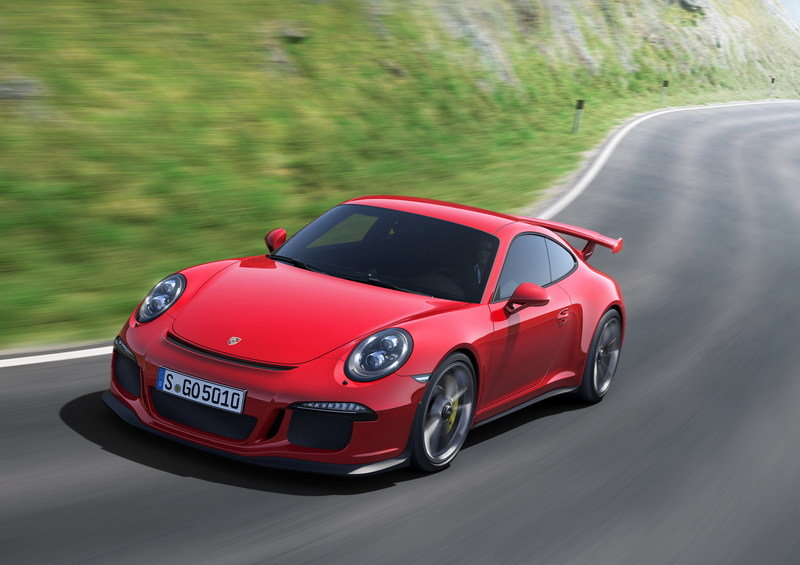 2014 Porsche 911 GT3 High Resolution Exterior - image 495278