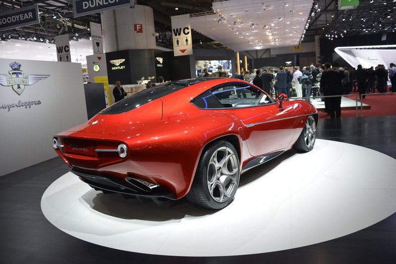 2013 Touring Superleggera Disco Volante