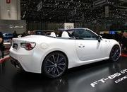 2013 Toyota FT 86 Open Top Concept - image 497258