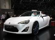 2013 Toyota FT 86 Open Top Concept - image 497250