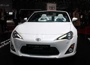 2013 Toyota FT 86 Open Top Concept - image 497254
