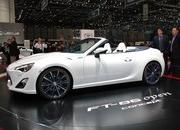 2013 Toyota FT 86 Open Top Concept - image 497248