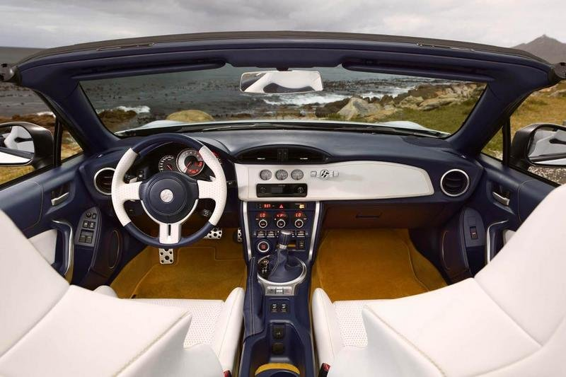 2013 Toyota FT 86 Open Top Concept High Resolution Interior - image 494582