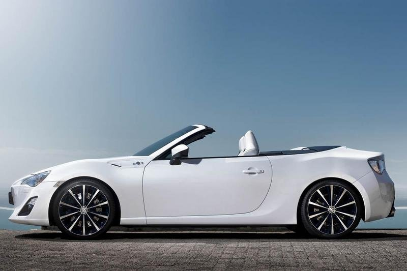 2013 Toyota FT 86 Open Top Concept High Resolution Exterior - image 494575