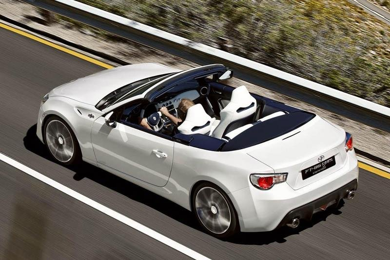 2013 Toyota FT 86 Open Top Concept High Resolution Exterior - image 494579