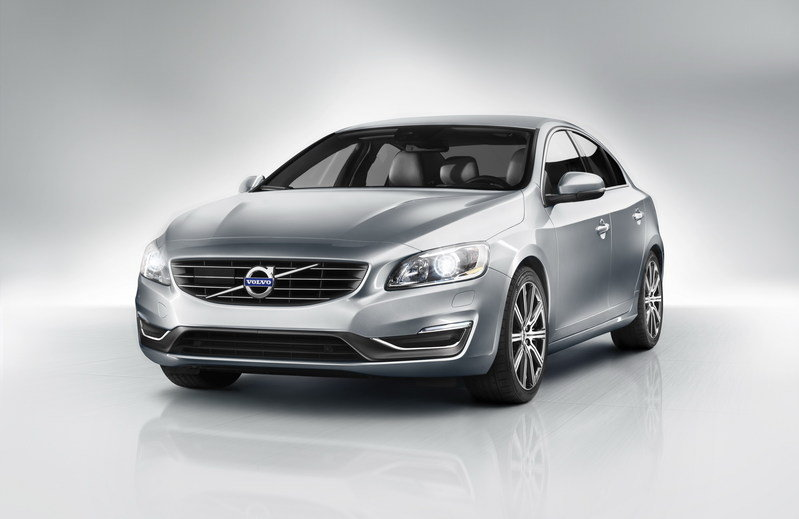 2014 Volvo S60 High Resolution Exterior - image 497645
