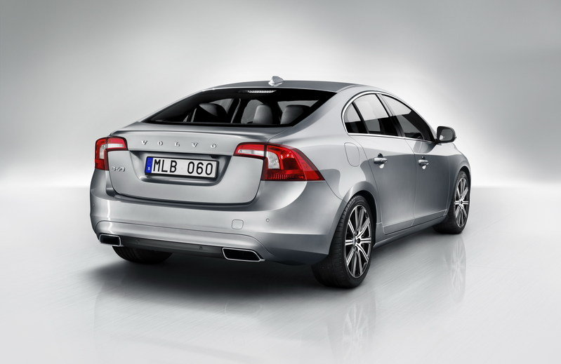 2014 Volvo S60 High Resolution Exterior - image 497646