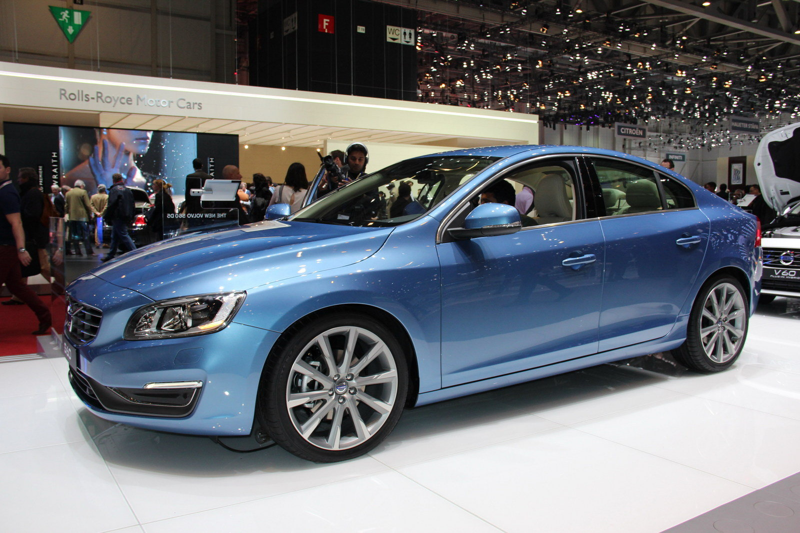 2014 volvo s60 picture 497637 car review top speed. Black Bedroom Furniture Sets. Home Design Ideas